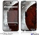 iPod Touch 4G Decal Style Vinyl Skin - Rain Drops On My Window