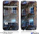 iPod Touch 4G Decal Style Vinyl Skin - Stairs